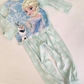 Хлопковая пижама Frozen от Disney, 104 см
