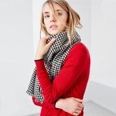 ☘ Стильный палантин, шарф или платок , от Tchibo(Германия), размеры: 60 на 180