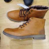 Livergy ботинки деми 41 размер  27 см стелька