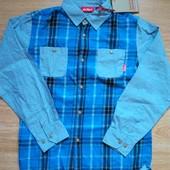 Новая рубашка KicKers р.13