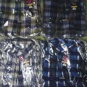 Флисовая новая рубашка мужская размер XL, 2 или 5XL