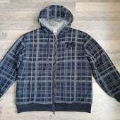 Мужская кофта курточка меховая