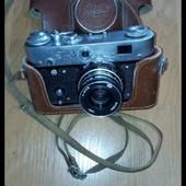 раритет,советский фотоаппарат ФЭД