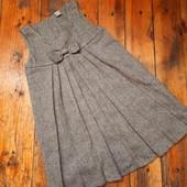 Тёплое красивое платье TU 98-104 см