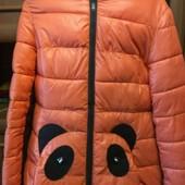 Веселенькая демисезонная курточка для девочки (Anreisi)
