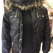 Новая теплая курточка, размер L