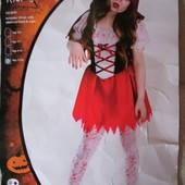 Костюм Зомби на Хеллоуин.