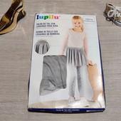 Германия!!! Красивая нарядная фатиновая юбка с коттоновым лосинами! 110/116!
