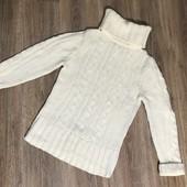 Классный тёплый свитер! Фирменный! Размер Л