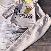 Детский костюм для садика «Принцесса»! Размер на рост 92см-98см;