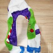 Меховая шапка шарф с карманами Баз Лайтер