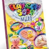 «Play clay soap» –пластилиновое мыло. Лоты комбинирую.