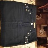 Чёрная юбка для девочки
