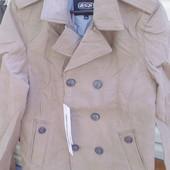 Последний! Стильный пиджак -куртка уличного типа! Утеплен