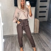 Костюм ( блузка + штаны )