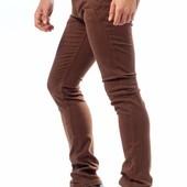 Мужские котоновые брюки. Турция