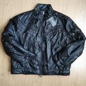 Мужская деми куртка на синтепоне Giorgio Armani. размер xl.