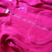 Красивая флисовая куртка-кофта