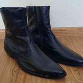 Оригинальные кожаные ботинки,черевики,челсы,козаки от bagatt