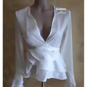 -S-Нова блузка)) Boohoo