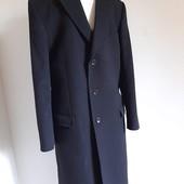 Шикарное мужское пальто италия р. xl