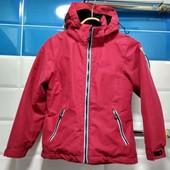 Куртка лыжная зима в хорошем состоянии 140р