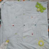 Детский игровой коврик. Яркий, красочный и удобный
