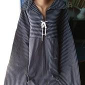 Женская рубашка/ блузка, р.66