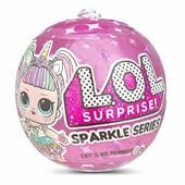 Лол ялинкова куля Mga. Елочный шар блестки. Оригинал L.o.l. surprise dolls Sparkle series