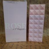 Dupont Rose parfume 100 ml