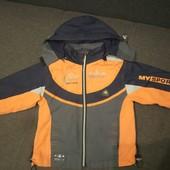 Куртка ветровка 3-5 лет