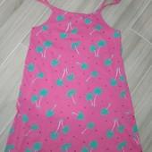 Платье на девочку 9-10лет замеры на фото