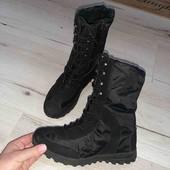 Шикарные теплые ботиночки 25 см