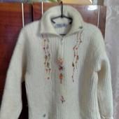 свитер на пышечку