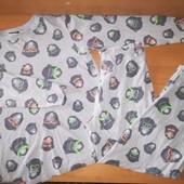 Next, пижама для мальчика, на 11лет, на рост 146