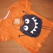 Primark, футболка для мальчика на 6-7лет, на рост 128