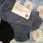 Livergy короткие носки одним лотом 43-46 размер