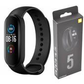 Фитнес браслет M5 Band Smart Watch Bluetooth 4.2 фитнес трекер,шагомер,пульс, монитор сна