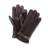 ⚙ Шикарные зимние перчатки из натуральной кожи, Tchibo (Германия), размер: 9.5