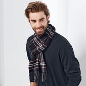Фланелевый шарф от Tchibo (Германия)