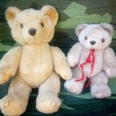 Шарнирные медведи. Оба в лоте. Состояние хорошее.