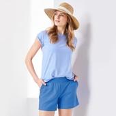☘ Мягкие эластичные шорты с карманами от Tchibo(Германия), размер наш: 46-48 (40/42 евро)