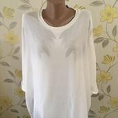 Блуза разлетайка esmara размер xs