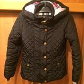 Куртка. деми, размер 9 лет 134 см, River Islands. состояние отличное