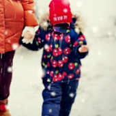 Зимний костюм(теплый комбинезон)