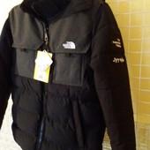 Оригинальная зимняя куртка нюанс