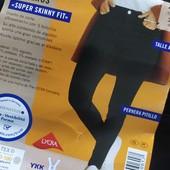 S50.стильные джинсы syper Skinny Fit , от Esmara.
