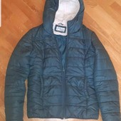Теплая Куртка,Размер M