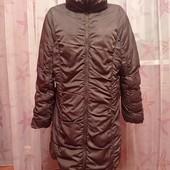 Пальто на зиму (пог-56см)