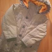 Куртка для мальчика. На рост 110-116